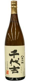 芋焼酎『八千代伝 千代吉』