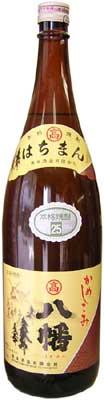 芋焼酎『八幡』