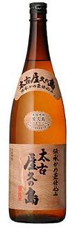 屋久島産芋焼酎『太古屋久の島』1.8L